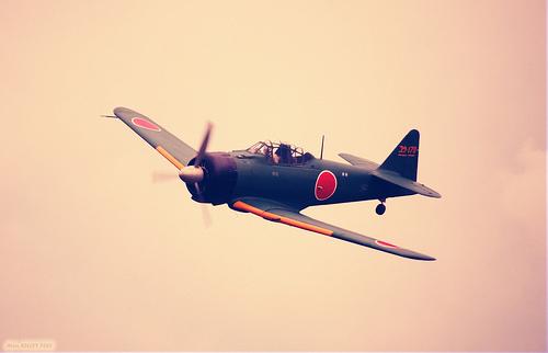 旧式航空機