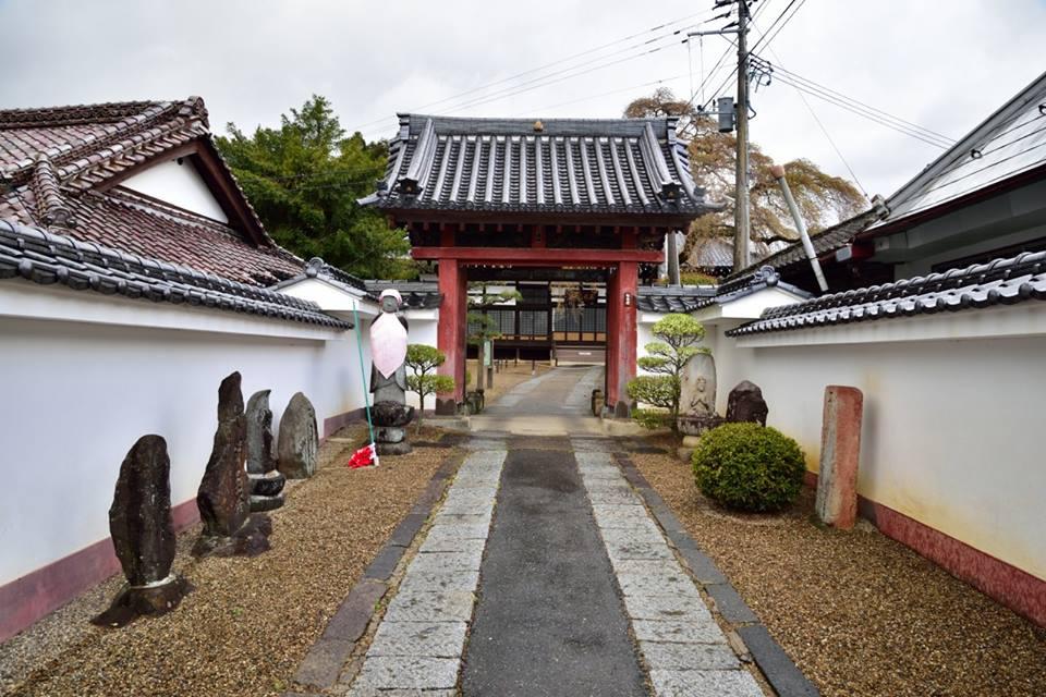 大玉村にある相応寺の荘厳な風景