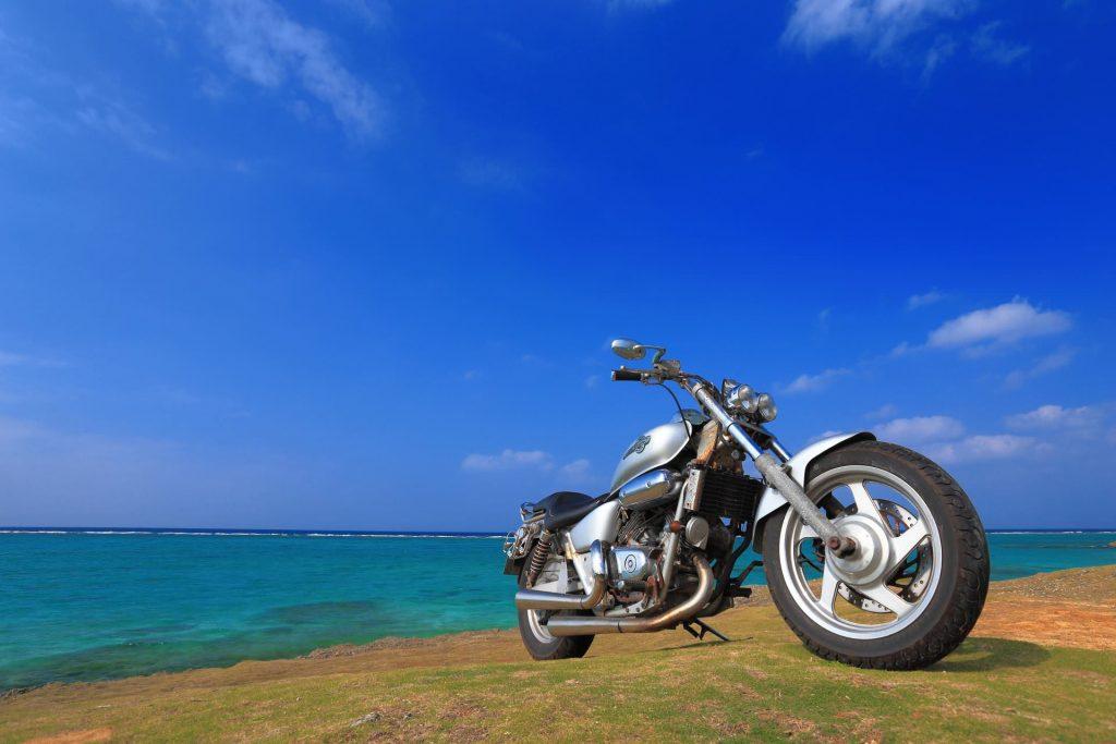 晴れた日のツーリングは最高!ふるさと納税でバイクがもらえるなんて知らなかった!