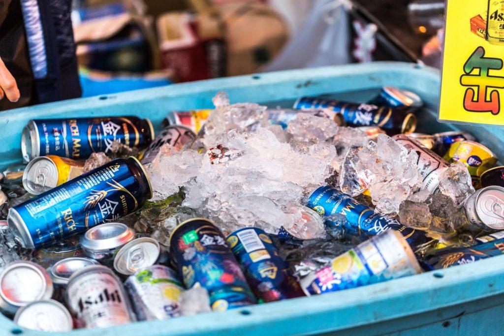 ふるさと納税でギンギンに冷えた缶ビールをお得にもらいましょう!