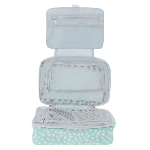 PRINTED SPACEPAK TOILETRY DOTS
